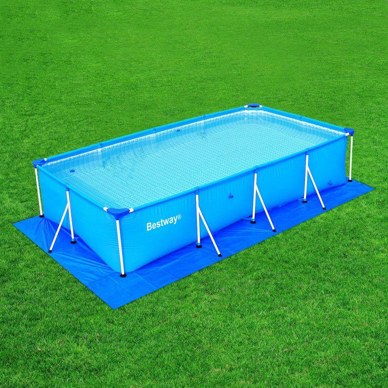 Как сделать подложку под бассейн